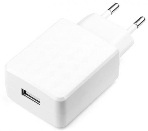 Сетевое зарядное устройство Cablexpert MP3A-PC-03 1A USB белый зарядное