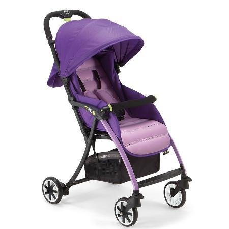 Фото - Прогулочная коляска Pali Tre.9 Fitness (violet) коляска renolux iris violet
