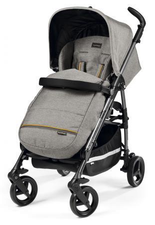 Коляска-трость Peg-Perego Si Completo (luxe grey) коляска трость peg perego si completo blue denim href