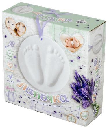 Набор для творчества Десятое королевство Лапочка - Ножки с рождения 1847 десятое королевство 01957 деревянные часы с красками медвежонок