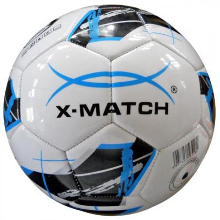 Мяч футбольный X-Match 56418 в ассортименте x match настольная игра хоккей x match 87909