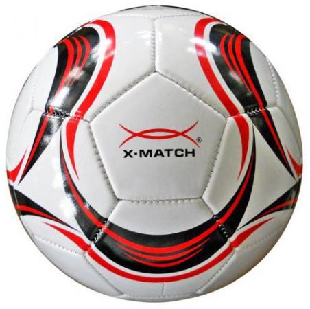 Мяч футбольный X-Match 56407 мяч футбольный x match 56403