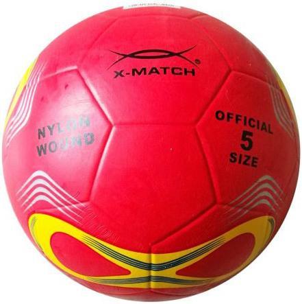 Мяч футбольный X-Match 56390 в ассортименте x match настольная игра хоккей x match 87909