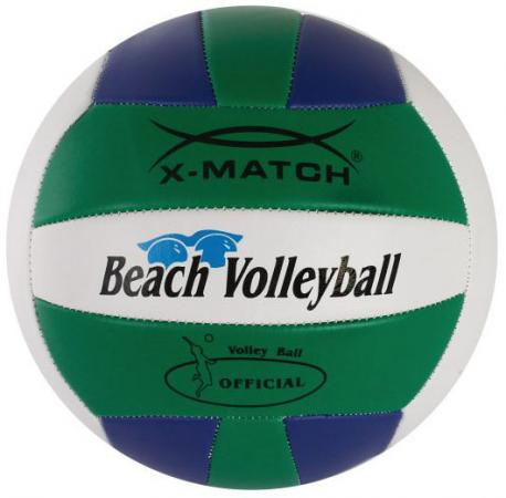 Мяч волейбольный X-Match 56298 21 см 56298 labbra l 726 1 d pink