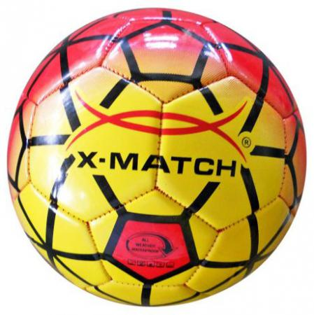 Мяч футбольный X-Match 56403 x match настольная игра хоккей x match 87909