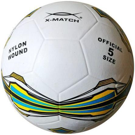 Мяч футбольный X-Match 56387 в ассортименте x match настольная игра хоккей x match 87909