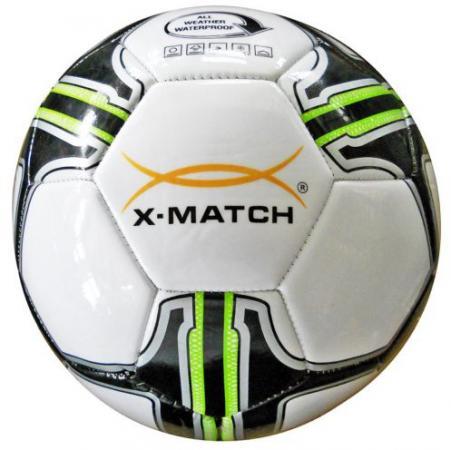Мяч футбольный X-Match 56406 мяч футбольный x match 56403
