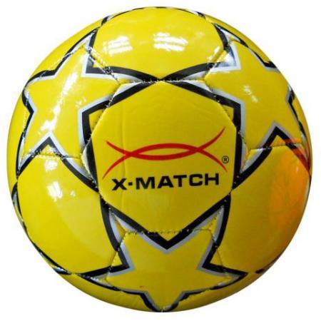 Мяч футбольный X-Match 56417 x match настольная игра хоккей x match 87909