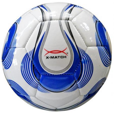 Мяч футбольный X-Match 56416 в ассортименте x match настольная игра хоккей x match 87909