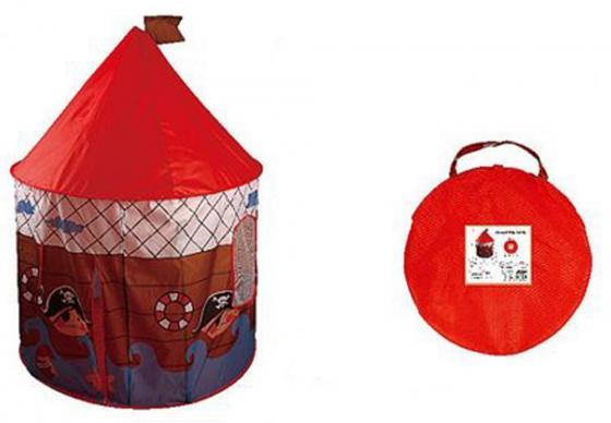 Игровая палатка Shantou Gepai Пират 100х135 см, в чехле HF043 палатка игровая shantou gepai шатер принцессы 833 17