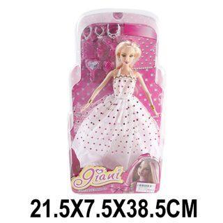 Кукла Shantou Gepai Яни 29 см с аксесс., блистер 6696-7 цена