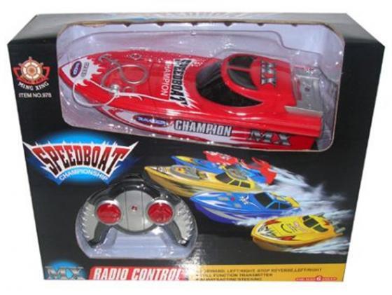 все цены на Катер на радиоуправлении Shantou Gepai Speed Boat ассортимент от 3 лет пластик онлайн