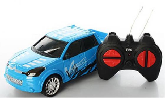 Машинка на радиоуправлении Shantou Gepai Speed King голубой от 3 лет пластик 4 канала, A777-8 машинка на радиоуправлении shantou gepai 4канала пластик от 3 лет желтый a777 12