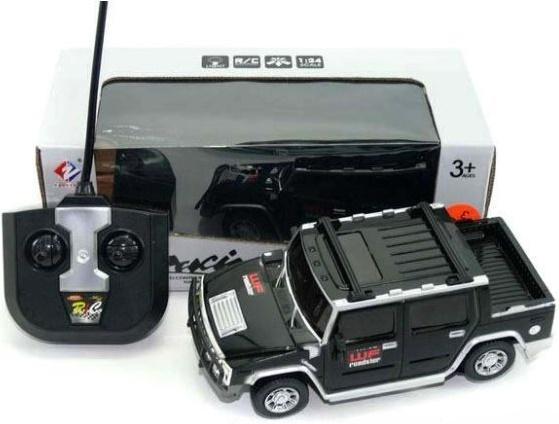 Машинка на радиоуправлении Shantou Gepai Extreme Racing черный от 3 лет пластик WF-1812 машинка на радиоуправлении shantou gepai top racing синий от 3 лет пластик металл 388 10e