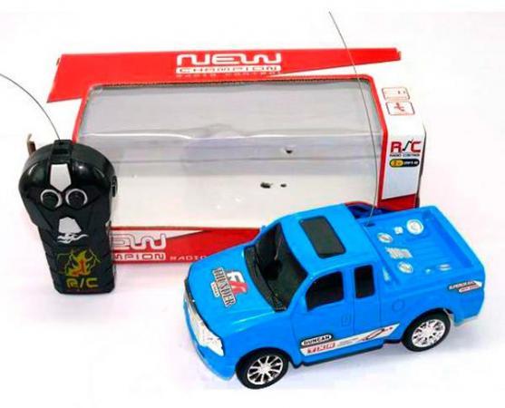 Машинка на радиоуправлении Shantou Gepai New Champion 626991 цвет в ассортименте от 3 лет пластик мыльные пузыри shantou gepai мех машинка 50 мл в ассортименте