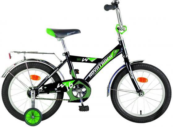 """Велосипед двухколёсный Novatrack TWIST 16"""" черный"""