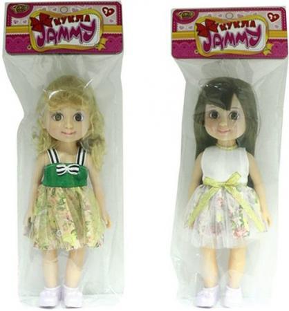 Кукла Shantou Gepai Весенняя Джемми 25 см в ассортименте M6294 куклы и одежда для кукол yako кукла весенняя джемми