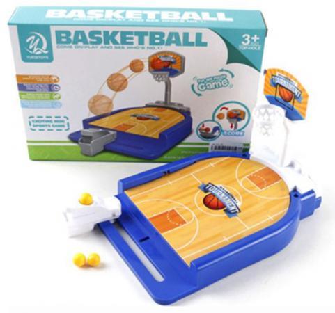 Настольная игра спортивная Shantou Gepai баскетбол 5777-22A игры для малышей shantou gepai настольная игра мышиная охота