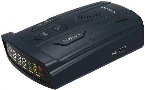 Pадар-детектор SUPRA DRS-SG151V видеорегистратор supra drs gd65v