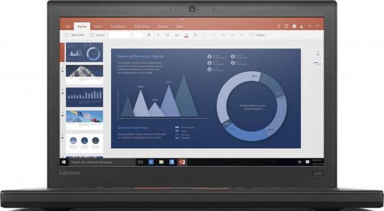 Ноутбук Lenovo ThinkPad X260 12.5 1366x768 Intel Core i5-6200U 500Gb 4Gb Intel HD Graphics 520 черный Windows 10 Professional 20F600AFRT ноутбук lenovo thinkpad edge e560 15 6 1366x768 intel core i5 6200u 500gb 8 ssd 4gb intel hd graphics 520 черный windows 7 professional windows 10 professional 20ev0010rt