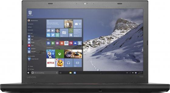 Ноутбук Lenovo ThinkPad T460 14 1920x1080 Intel Core i5-6200U 500 Gb 4Gb Intel HD Graphics 520 черный Windows 10 Professional 20FN005NRT моноблок 23 lenovo ideaсentre 300 23isu 1920 x 1080 intel core i5 6200u 4gb 1tb intel hd graphics windows 10 professional черный f0by00gprk