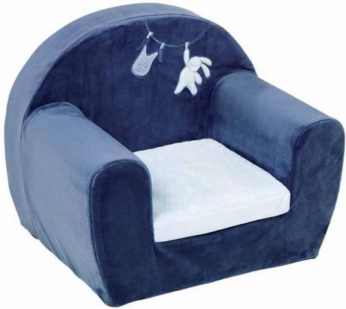 Кресло Nattou Alex&Bibou Ослик и Кролик (321327) nattou мягкое кресло charlotte