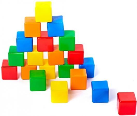 Кубики Строим вместе Набор кубиков - 2 20 шт  5254 от Just.ru