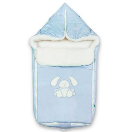 Конверт Сонный Гномик Зайчик (голубой) конверт сонный гномик сонный гномик mp002xu0dy43