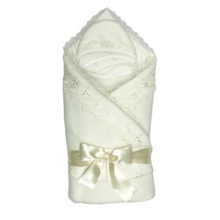 Конверт-одеяло Сонный Гномик Бусинка (молочный) борт в кроватку сонный гномик считалочка бежевый бсс 0358105 4