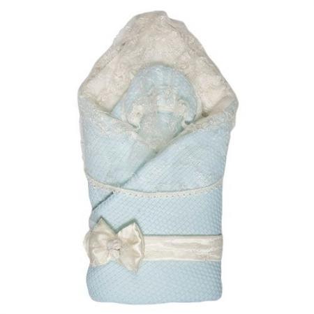Конверт-одеяло Сонный Гномик Жемчужина (голубой) сонный гномик одеяло лебяжий пух сонный гномик