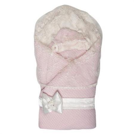 Конверт-одеяло Сонный Гномик Жемчужина (розовый) цена