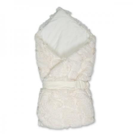 Конверт-одеяло Сонный Гномик Афина (молочный)