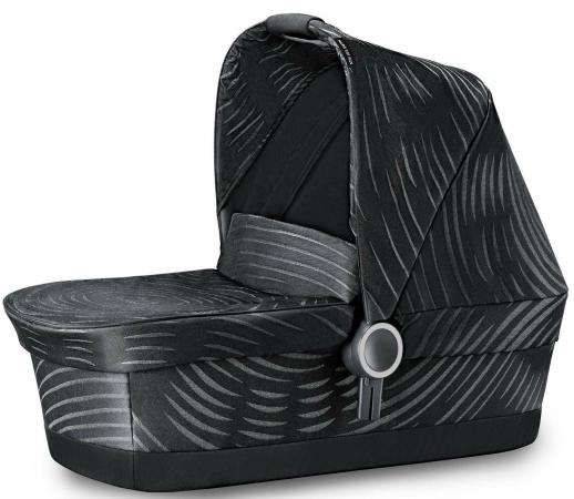 Люлька для коляски GB Maris (cot plus lux black) москитная сетка gb maris black