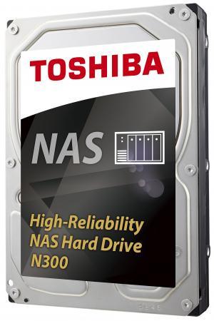 """Жесткий диск 3.5"""" 4 Tb 7200rpm 128Mb cache Toshiba SATAIII HDWQ140UZSVA жесткий диск 4tb toshiba n300 hdwq140uzsva"""