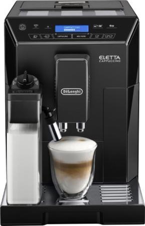 Кофемашина DeLonghi ECAM44.664.B 1450 Вт черный цена и фото