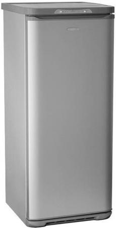 Морозильная камера Бирюса Б-M146SN серебристый морозильная камера бирюса б 146sn белый
