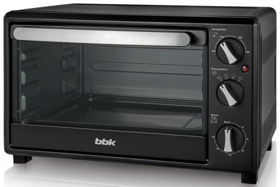 Мини-печь BBK OE2342M чёрный мини печь clatronic mbg 3521