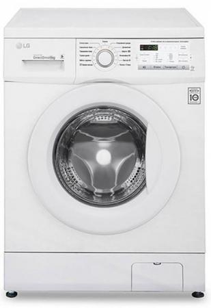 Стиральная машина LG FH0H4SDN0 белый барабан к стиральной машине lg