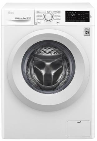 Стиральная машина LG F2J5NN3W белый барабан к стиральной машине lg