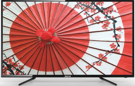 Телевизор 50 Akai LEA-50B56P черный 1920x1080 50 Гц USB SCART VGA S/PDIF телевизор led 32 lg 32lx341c черный 1920x1080 50 гц scart vga s pdif usb