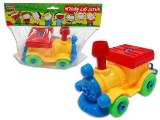 Конструктор Zhorya Игрушки для детей! - Поезд Х75793 zhorya игрушки для ванной zhorya лови рыбу