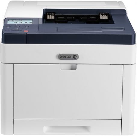 Фото - Принтер Xerox Phaser 6510V_DN цветной A4 28ppm 1200х2400 Ethernet USB принтер xerox phaser 3020bi белый