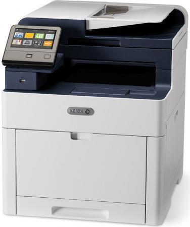 МФУ Xerox WorkCentre 6515V_DN цветное A4 28ppm 600x600dpi Ethernet USB xerox workcentre 6605n