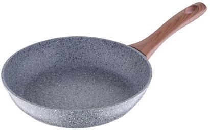 Сковорода Bergner BG-7969 20 см алюминий bergner flowery bg 6629 сковорода