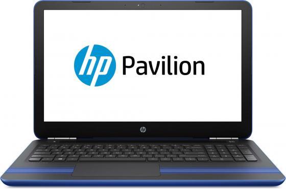 Ноутбук HP Pavilion 15-au140ur 15.6 1920x1080 Intel Core i7-7500U 1 Tb 8Gb nVidia GeForce GT 940MX 4096 Мб синий Windows 10 1GN86EA