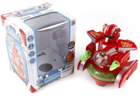 Робот электронный Shantou Gepai Mega Legend светящийся со звуком боевой робот shantou gepai воин галактики 30 см двигающийся со звуком светящийся 6007