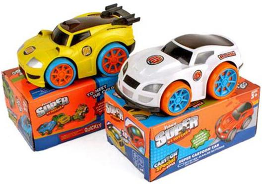 Автомобиль Shantou Gepai Super Cartoon Car в ассортименте Y13563008