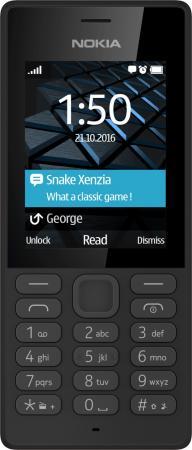 Мобильный телефон NOKIA 150 DS черный 2.4 мобильный телефон nokia 216 ds черный a00027780