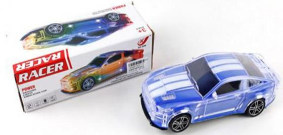 Автомобиль Shantou Gepai Racer - Dodge Charger синий  XJ517-B shantou туристический автобус