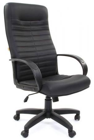 Кресло Chairman 480 LT черный 7000191 chairman 402 mebelvia